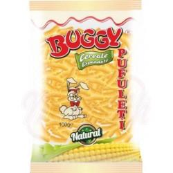 Gusanitos salados BUGGY Pufuletti simpli 100 g