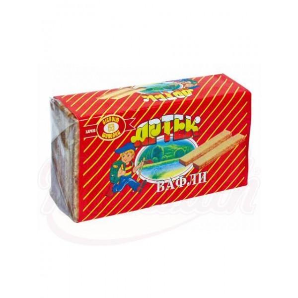 Barquillos Artek Buisquit Schokolad 130 g - Ucrania