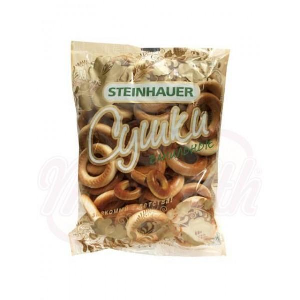 Сушки  Steinhauer  Флора   ванильные  300 g - Германия