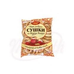 Rosquillas Jlibodar  sabor vainilla 270 g