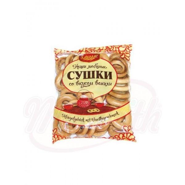 Сушки Хлибодар ванильные  простые 270 g - Украина