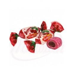 Карамель Вишня c фруктовой начинкой со вкусом вишни 100 g