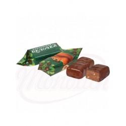 Bombon de chocolate Babaevskaja belochka 100g