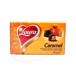 Bombones con crema de caramelo Laura  140g