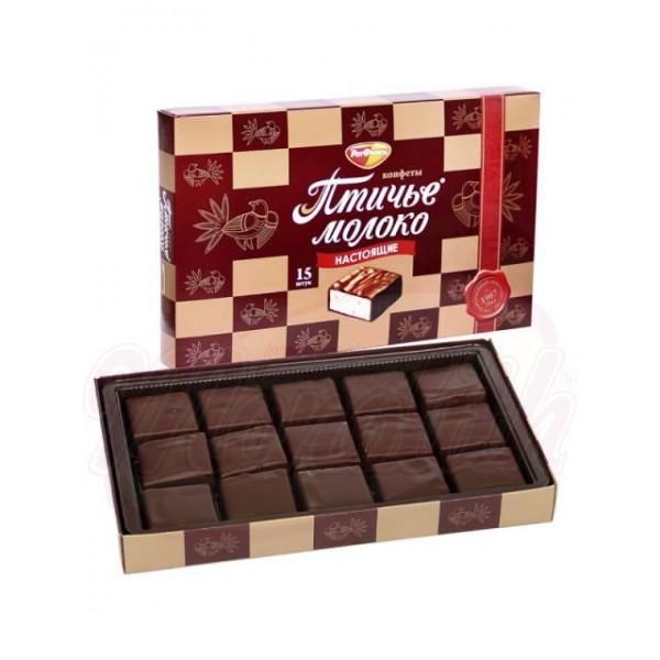 Chocolate con souffle Ptichje Moloko 200g - Rusia