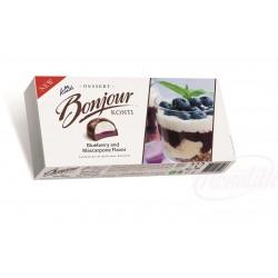 Десерт Бонжур черника с маскарпоне 232 g