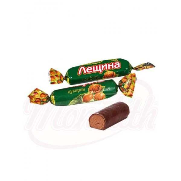 Шоколадные конфеты Лещина Рошен 1kg - Украина