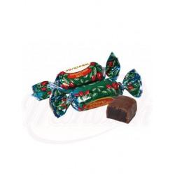 Bombones con gelatina sabor agracejo glaseados en cacao 100 g