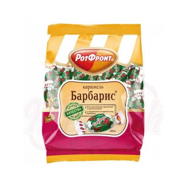 Caramelos Barbaris RF 250 g - Rusia
