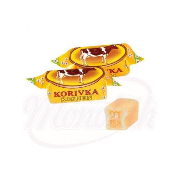 Caramelos blandos Korivka Roshen 1kg - Ucrania