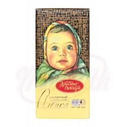 Молочный шоколад Алёнкa 100 g
