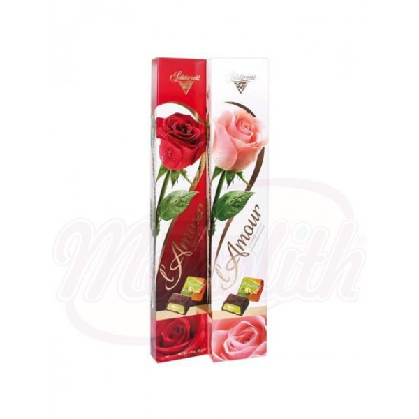 Confites de chocolate Assorti L Amour 116 g - Polonia