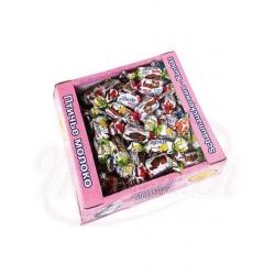 Конфеты Mleczko различных сортов в шоколаде 1 kg