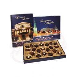 Набор конфет Большой театр + Вечерняя Москва 165 g