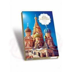 Surtido de bombones en caja Moskva 360 g