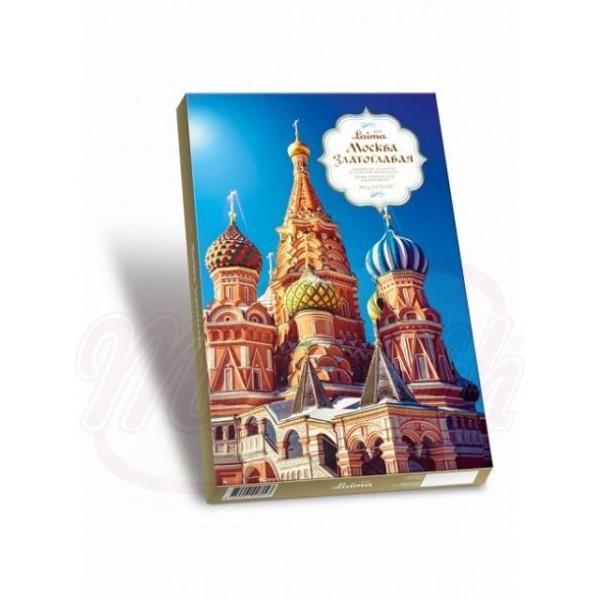 Surtido de bombones en caja Moskva 360 g - Letonia