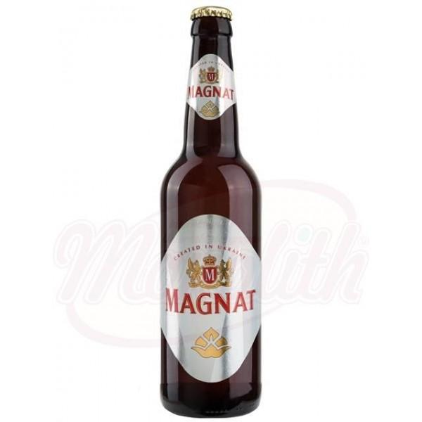 Cerveza Obolon Magnat 5,3 alc. 500ml - Ucrania