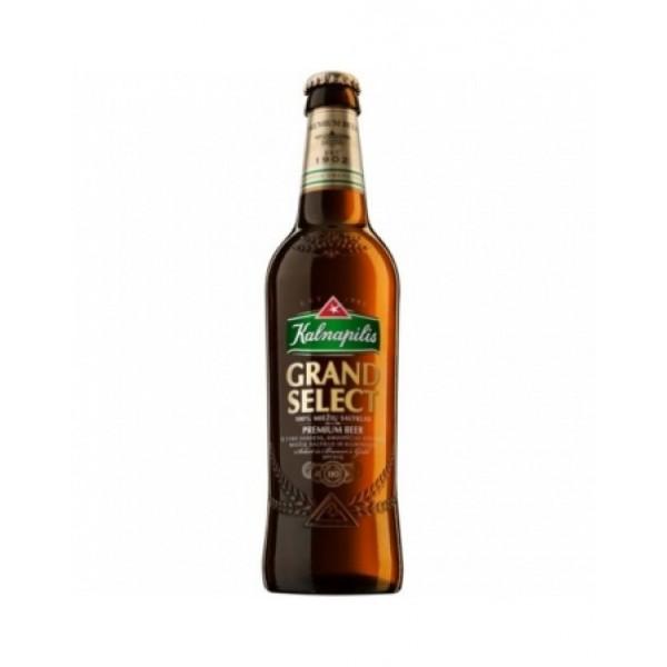 Cerveza Kalnapilis Grand 5,3 0,5l - Lituania