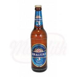 Cerveza Baltika  N.3, 4,8% vol.