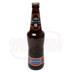 Cerveza Baltika Nr. 4, 5,6% vol. Baltika 0,47 L