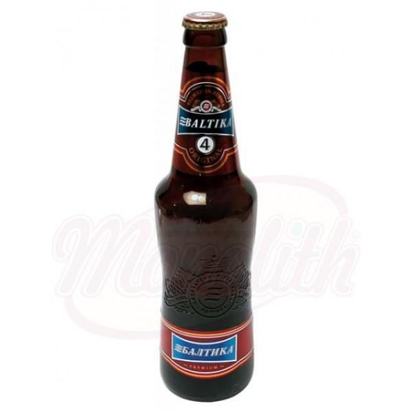 """Cerveza """"Baltika"""" Nr. 4, 5,6 vol. Baltika 0,47 L - Rusia"""