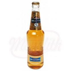 Cerveza Baltika Nr. 5, 5,3% vol. 0,47 L