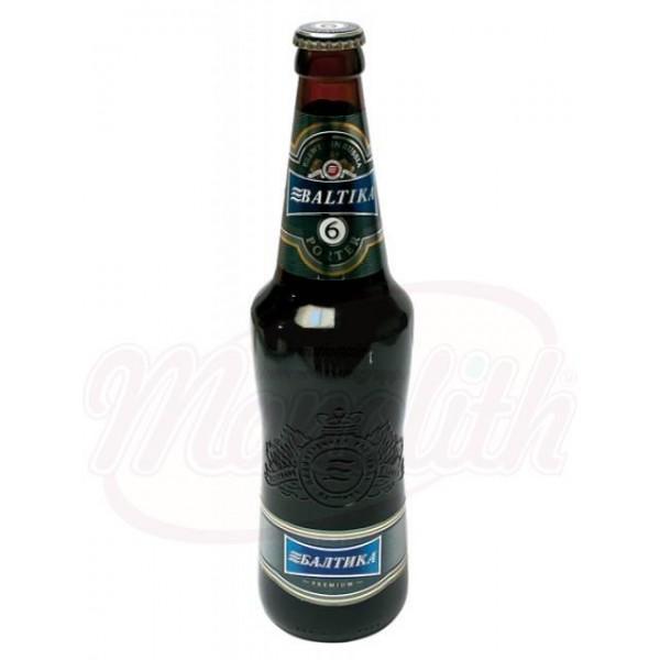 Cerveza Baltika  Nr. 6, 7,0 vol. - Rusia