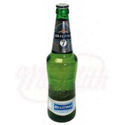 Cerveza Baltika Nr. 7, 5,4% vol. 0,47 L