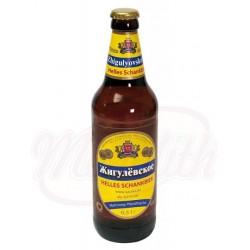 Cerveza Zhigulyovskoye  4,0% vol. Baltika  0,47 L