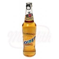 Cerveza clara Cooler Baltika 4,7%  0,47 L