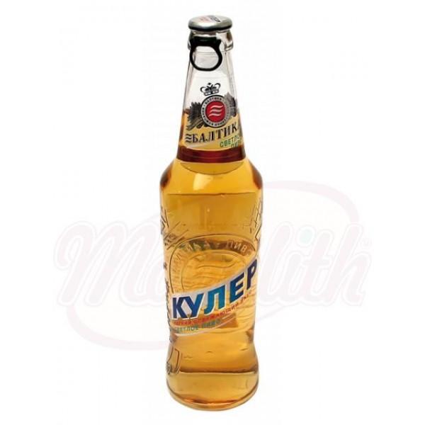 Пиво Балтика Кулер 4,7  0,47 L - Россия