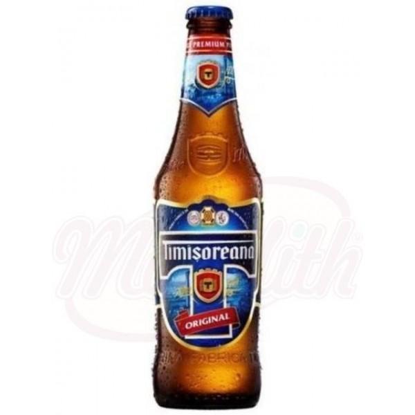 Cerveza TIMISOREANA 5 vol.  0,33 L - Rumanía