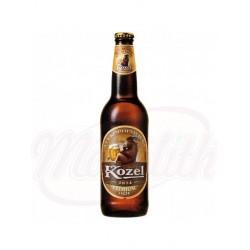 Cerveza clara Kozel Premium  4,6 % vol. 0,5 L