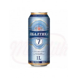 Cerveza Baltika Nº7 5,4%  0,9 L
