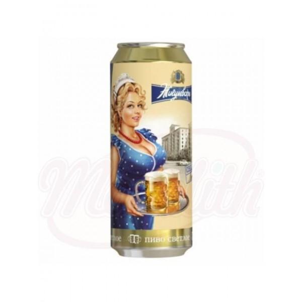 """Пиво """"Балтика Жигулевское Фирменное"""" 4,5 алк 1 L - Россия"""