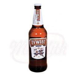 Cerveza clara Zywiec  5,6% 0,5 L