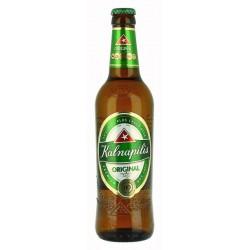 Cerveza Kalnapilis Original 5,0% 0,5 L