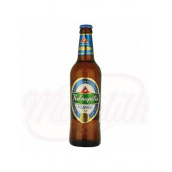 Cerveza Kalnapilis Pilsener  4,6%  0,5 L