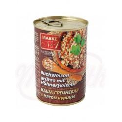 Trigo sarraceno con pollo 400g