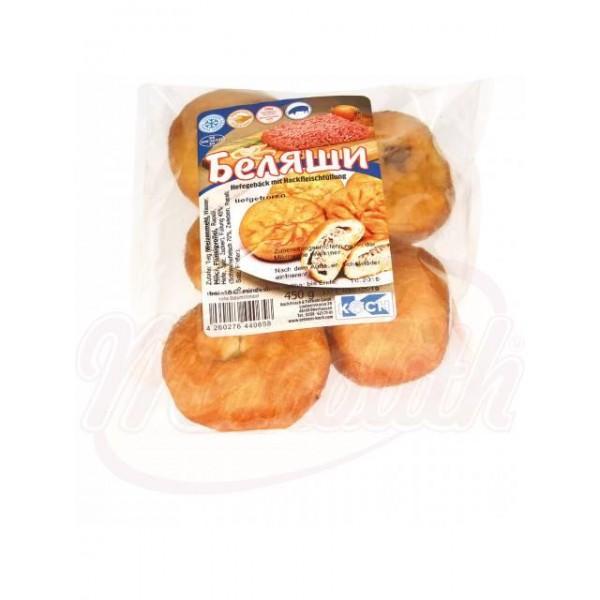 Bolas fritas rellenas de carne Belashi 450g - Productos elaborados