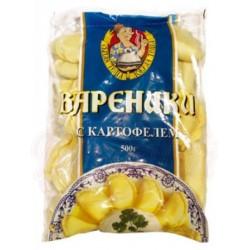 Empanadillas de patata DT 500g