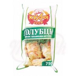Fardelillos carne con arroz Golubsi 750g