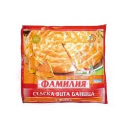 Empanada de hojaldre calabaza Banisa 900g