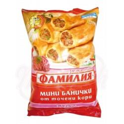 Rollitos de hojaldre con carne Banisa 1kg