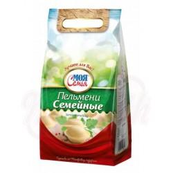 Raviolis rellena de carne Pelmeni - Moja Semja 1,5 kg
