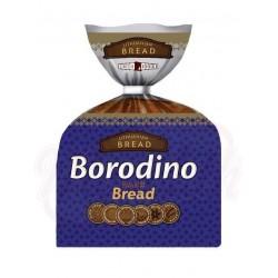 Pan negro Borodino Lasu Duona 300 g
