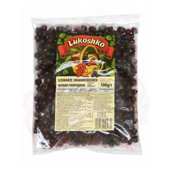 Cassis congelado Smorodina 500g - Frutas