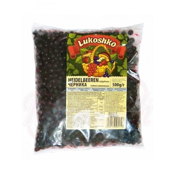 Arandanos congelados Chernika 500g - Frutas