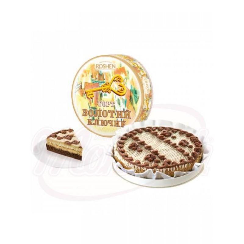 торт золотой ключик рошен рецепт с фото ней уже установлены