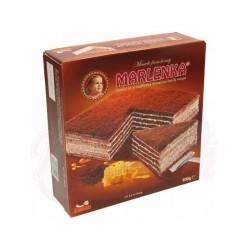 Какао-молочный торт Марленка 800g